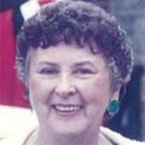 Edna M Brown