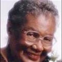 Bernice Wright Mungin