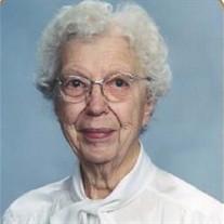 Sr. Adrienne  Adelman O.P.