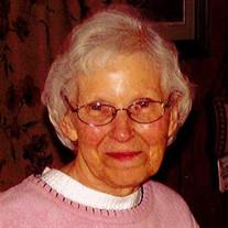 """Agnes Patricia """"Pat"""" Allamon"""