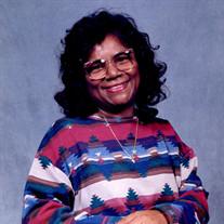 Mrs. Gertha Anthony