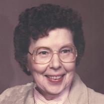 Elfrieda A.  Jensen
