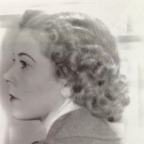 Mrs. Carroll Marie Clifton