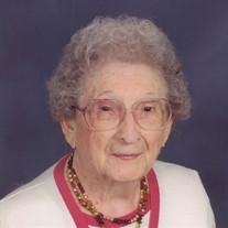 Irma Esther Tague