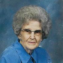 Gladys Mae Johnson