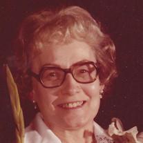 Mrs. Irene J  Strunk