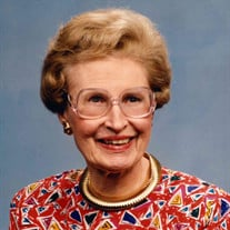 Mrs. Barbara Dodson Ensor