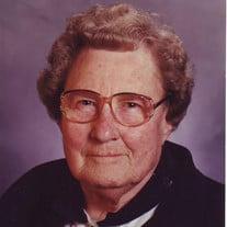 "Violet  ""Sister Marie Karen"" Hawkinson"