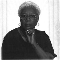 Mrs. Argie Mae Smith