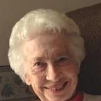 Ruth Elizabeth Arnold Wells