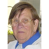 Marjory A. Halladay