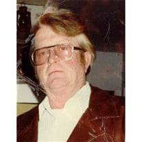"""Ernest """"Bill"""" Irwin"""