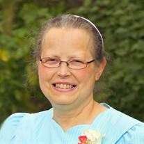Karen  J. (Troyer) Mast