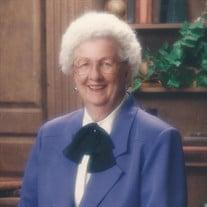 Lt. Cmdr. Marguerite Louise Burt
