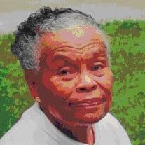 Mrs. Willie Marie  Anderson McKiver