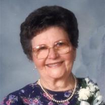 Mildred V. McCart
