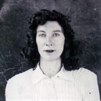 Verna E Pickelsimer