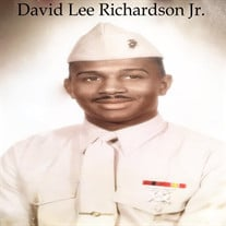 GNY SGT David Lee Richardson II