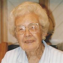 Gladys McBurney