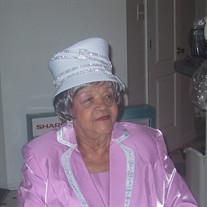 Mrs.  Georgie  Mae Davis
