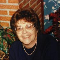 Mrs Patricia Ruth Black
