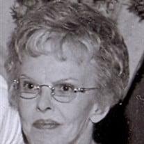 Betty Jean Parker