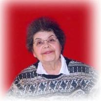 Frances Carol Rowley