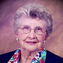 Ella Mae Guidry Foreman