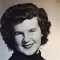 Mildred Elizabeth Vanderbogart