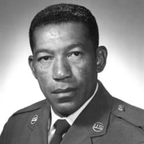 CMSgt Willie Morris