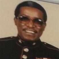 1st Sgt. John B Norris Sr