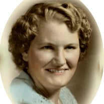 Gladys Melson Brown