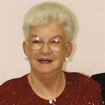 Lucy Walton Woods Weir
