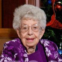 Gladys McGinnis