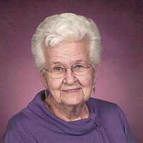 Mary Virginia Marse