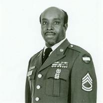 SFC (Ret) McClure Stevens Jr.