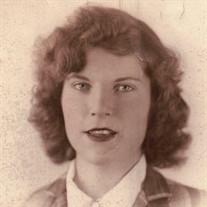 "Mildred ""Mickey Aleane Mowry"