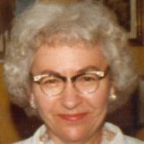RUTH E. PORTER