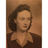 Bertha E. Green