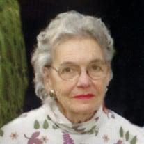 Greta Magdalene Van Zee
