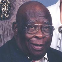 Mr. George Lewis Flinoil Jr.