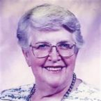 Eleanor M. Gustavson