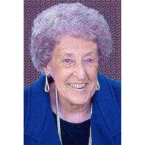 Mary Dewey Waldron
