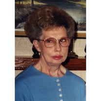 Betty Jane Hansen
