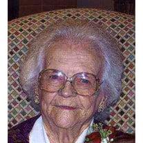 Barbara Mary Ann Koford