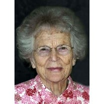Betty Marie Booth Bean