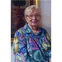 Irene Black Wrigley