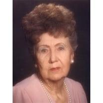 Margaret Afton Larson Cobbley