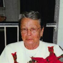 Mrs. Fannie Mae Boan Hicks