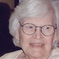 Isabel Rae Siers